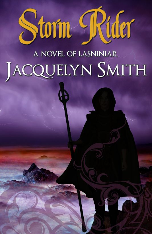 Storm Rider (The World of Lasniniar Book 2) By: Jacquelyn Smith