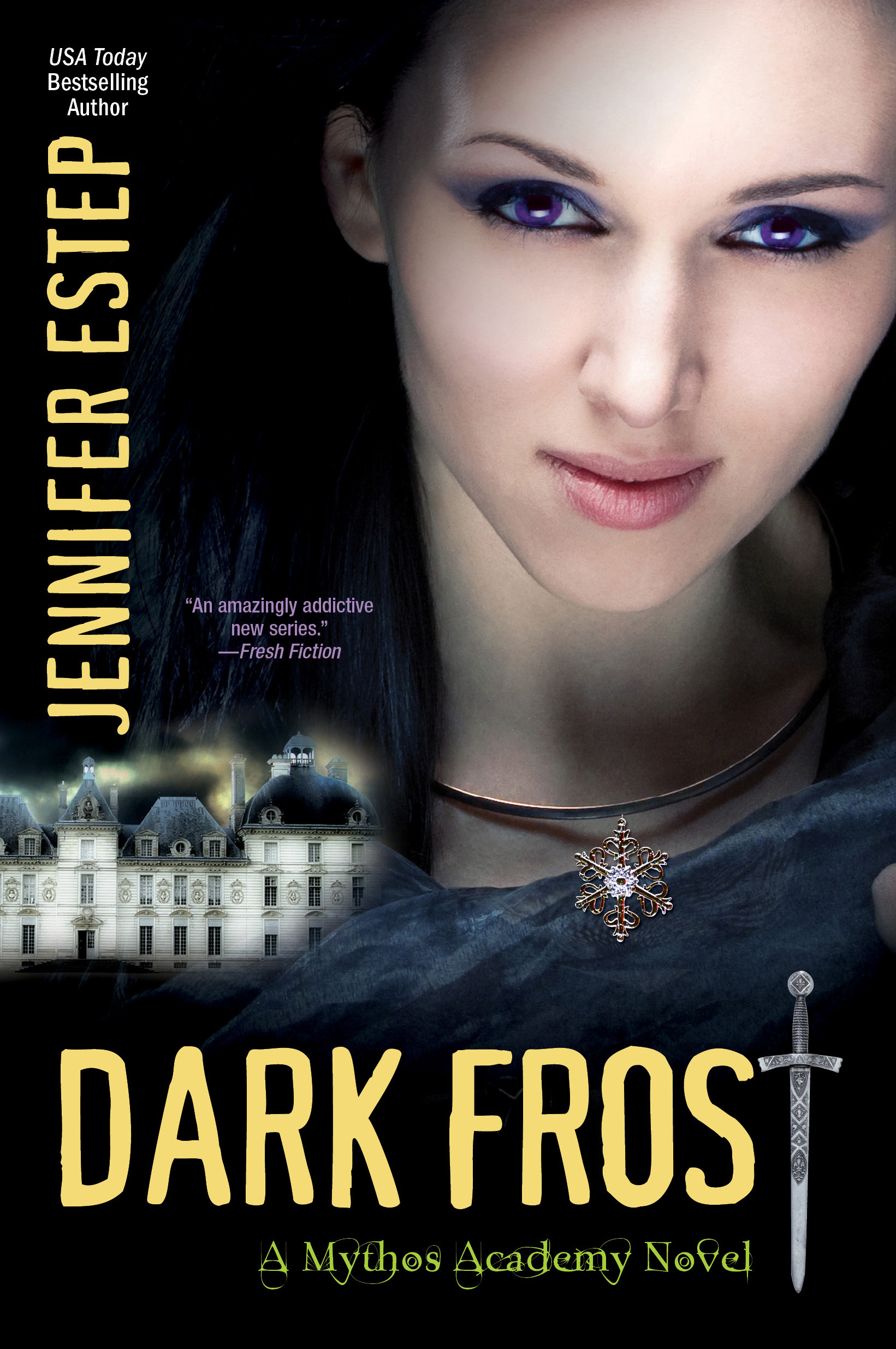 Dark Frost By: Jennifer Estep