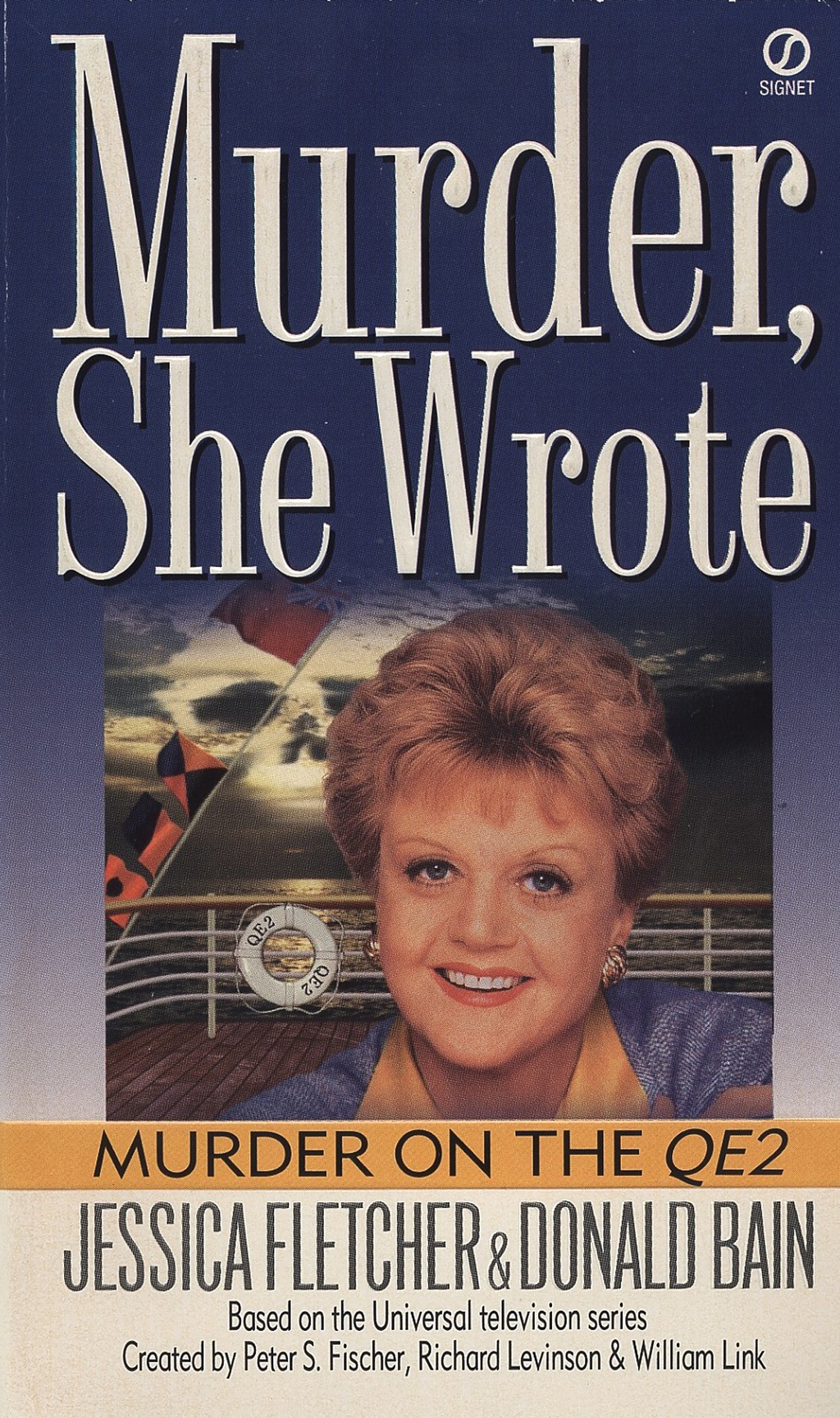 Murder, She Wrote: Murder on the QE2: Murder on the QE2 By: Donald Bain,Jessica Fletcher