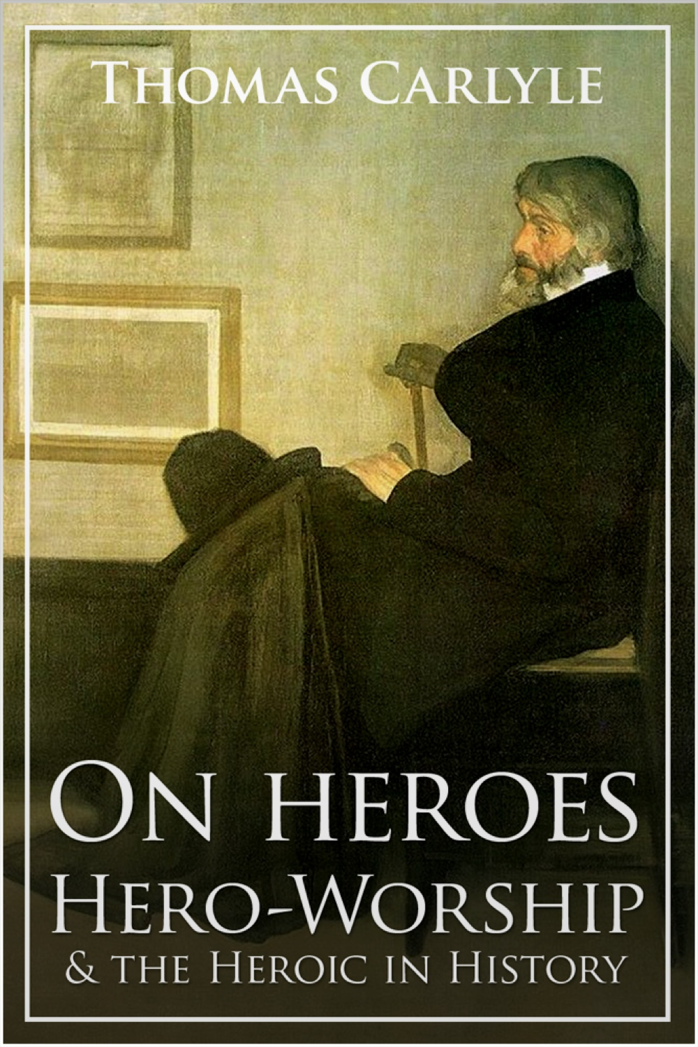 Cover Image: On Heroes, Hero-Worship and the Heroic in History