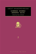 Garrick, Kemble, Siddons, Kean: Great Shakespeareans: Volume Ii