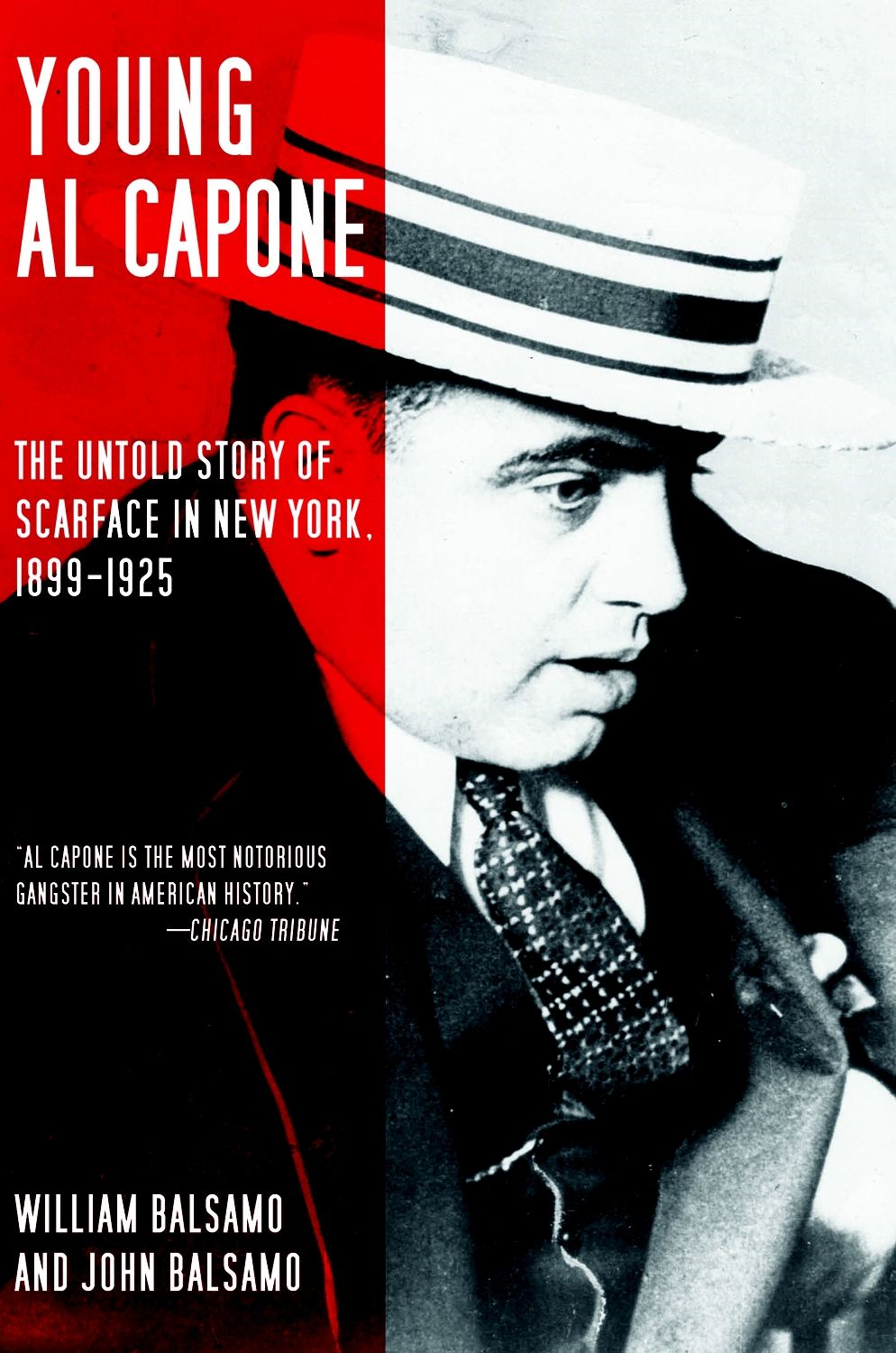 Young Al Capone: The Untold Story of Scarface in New York, 1899-1925 By: William Balsamo, John Balsamo