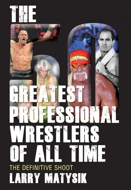 50 Greatest Professional Wrestlers of All Time, The