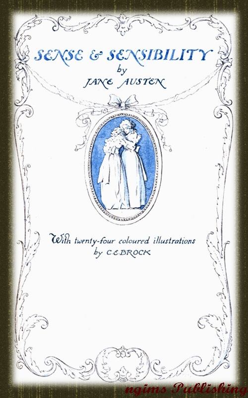 Jane Austen - Sense and Sensibility (Illustrated + FREE audiobook link + Active TOC)