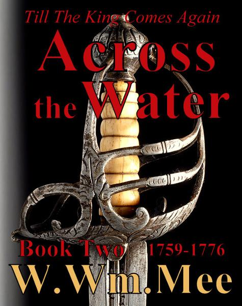Across The Water: Book Two