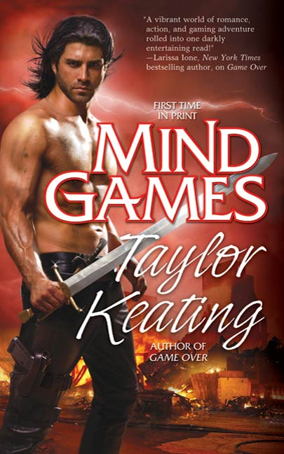 Mind Games By: Taylor Keating
