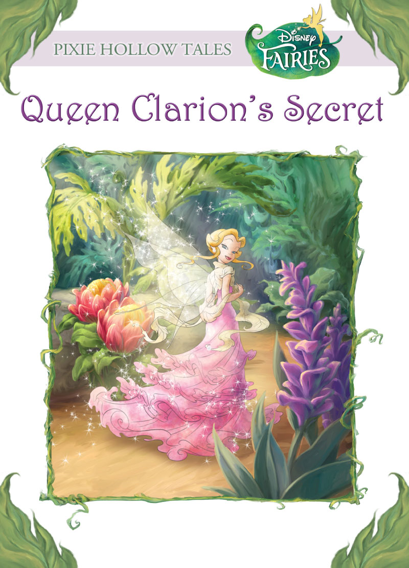 Disney Fairies:  Queen Clarion's Secret