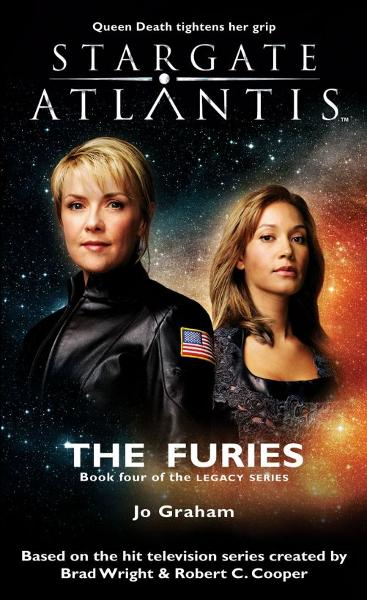 SGA-19 The Furies: Book IV of the Legacy Series