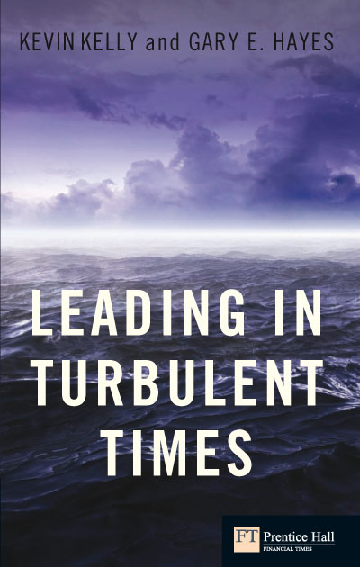 Leading in Turbulent Times The low down on the top job