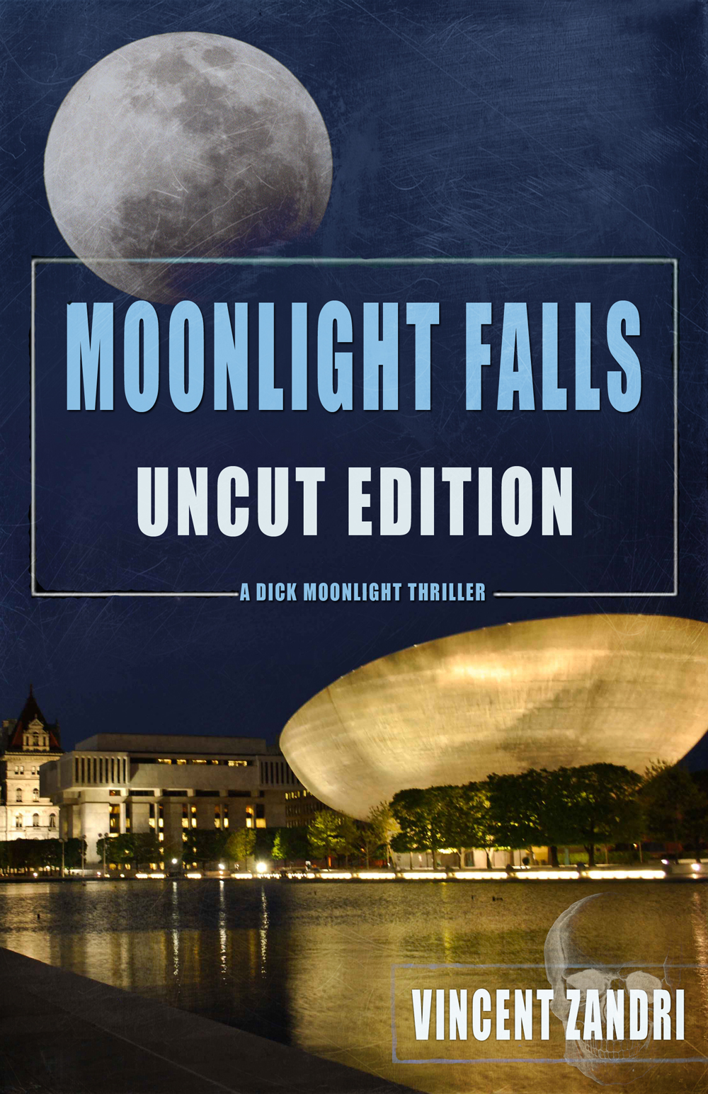Vincent Zandri - Moonlight Falls (for fans of James Patterson, Stephen King and Lee Child)