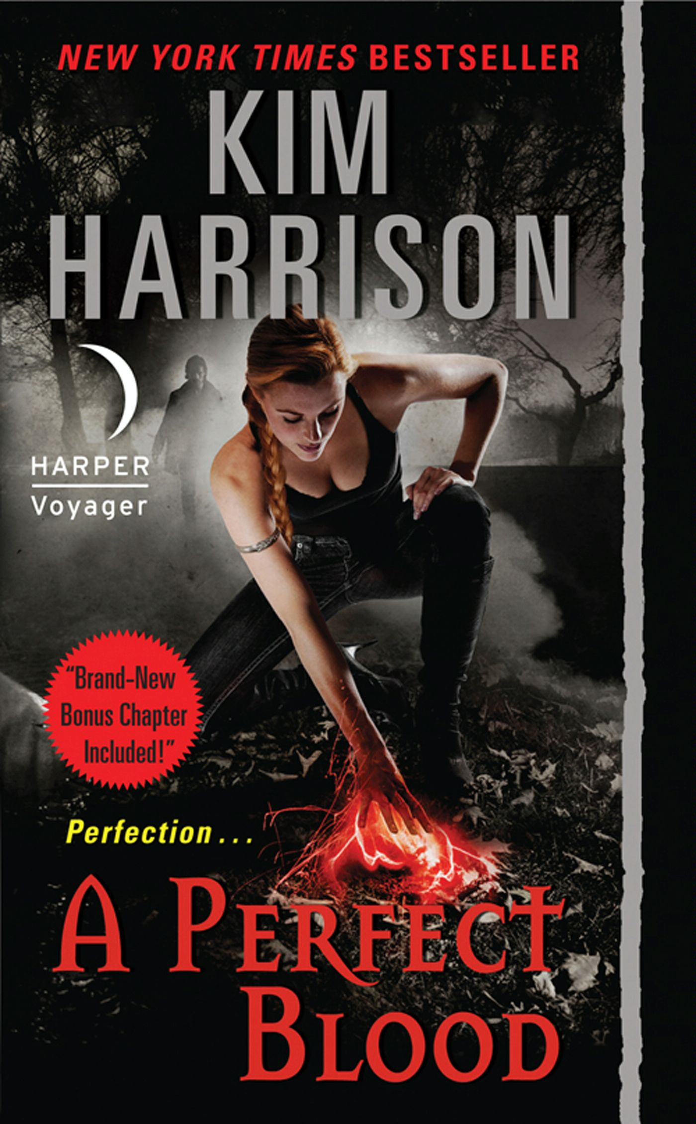 A Perfect Blood with Bonus Material By: Kim Harrison
