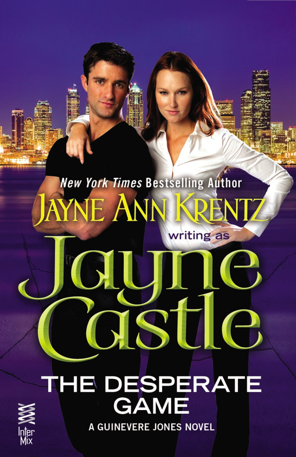The Desperate Game By: Jayne Castle
