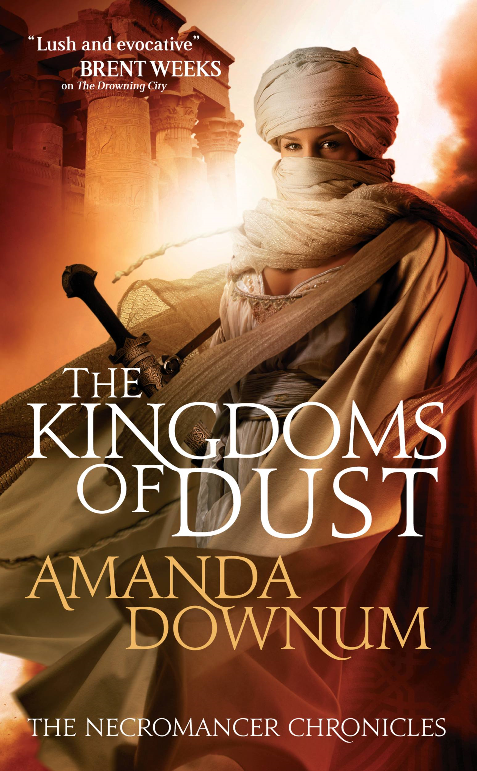The Kingdoms of Dust By: Amanda Downum