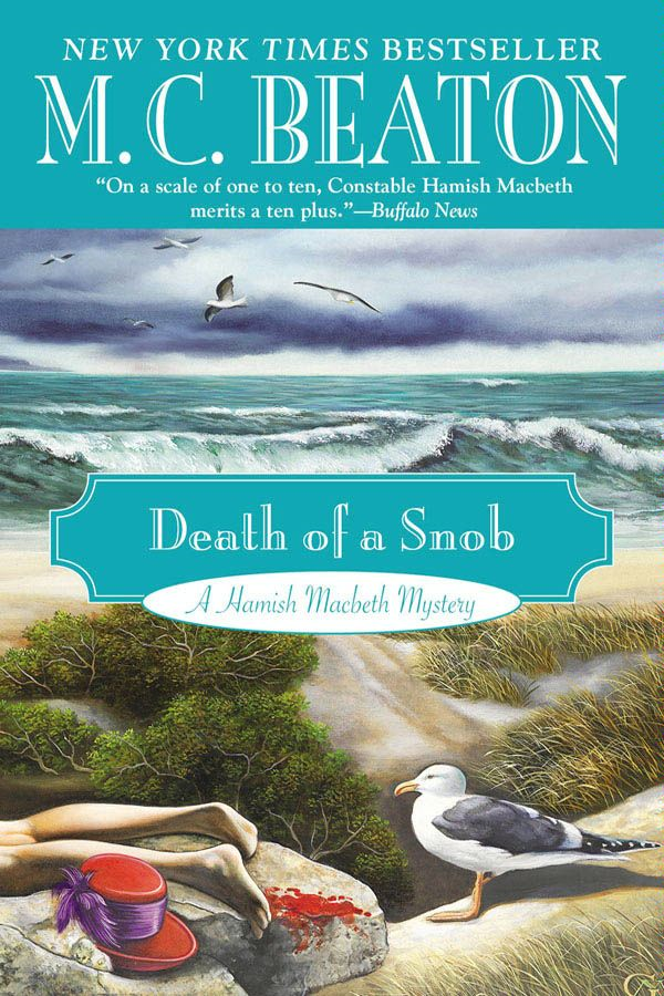 Death of a Snob By: M. C. Beaton