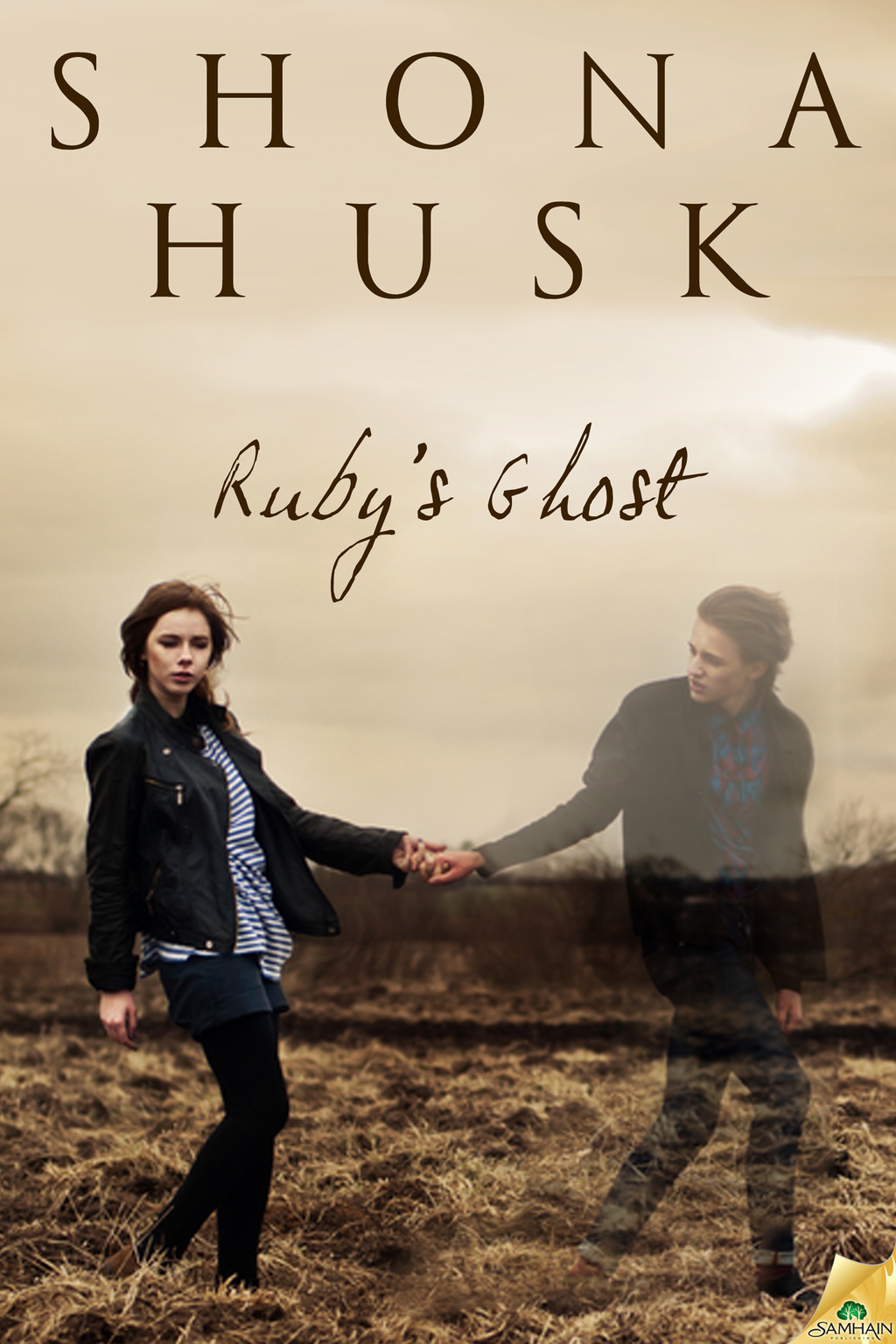 Ruby's Ghost By: Shona Husk