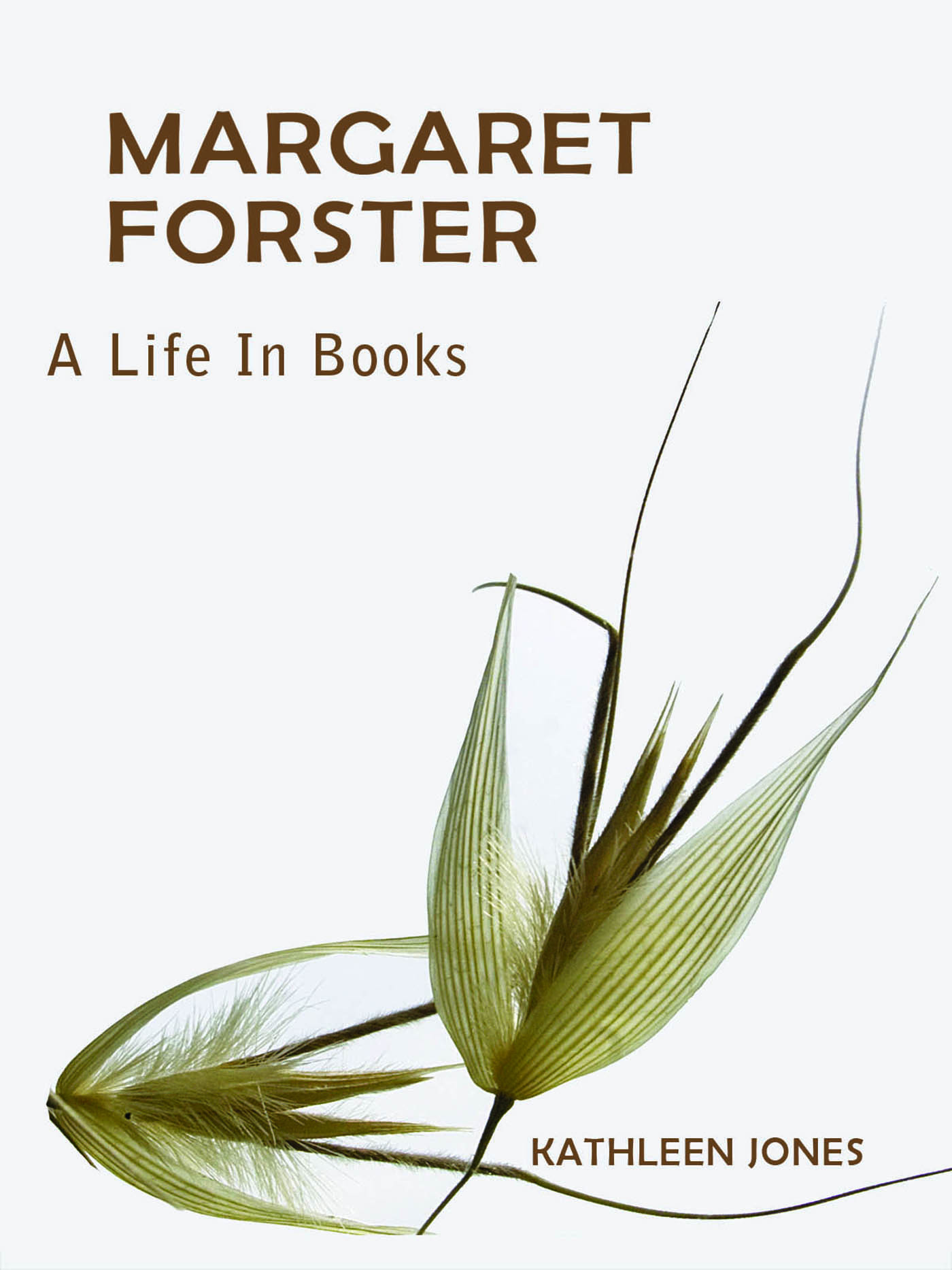 Margaret Forster: A Life in Books