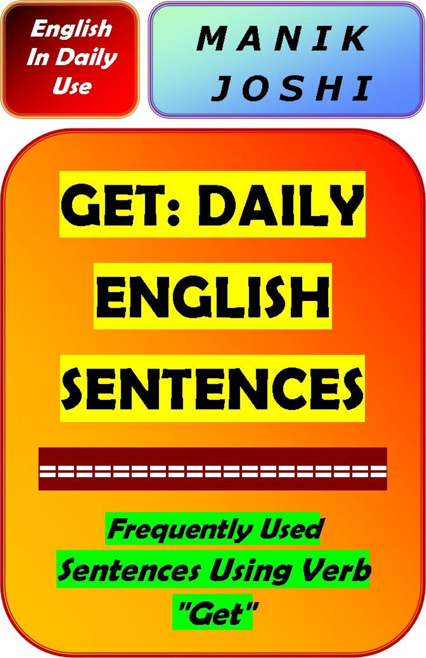 Get: Daily English Sentences