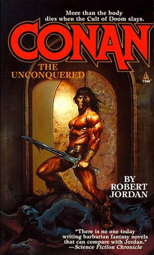 Conan The Unconquered By: Robert Jordan