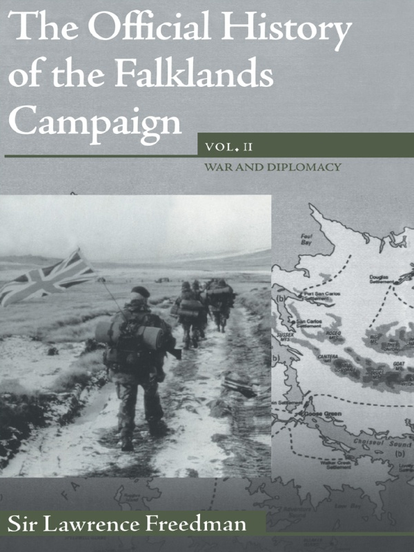 Official Hist Falklands, Vol 2