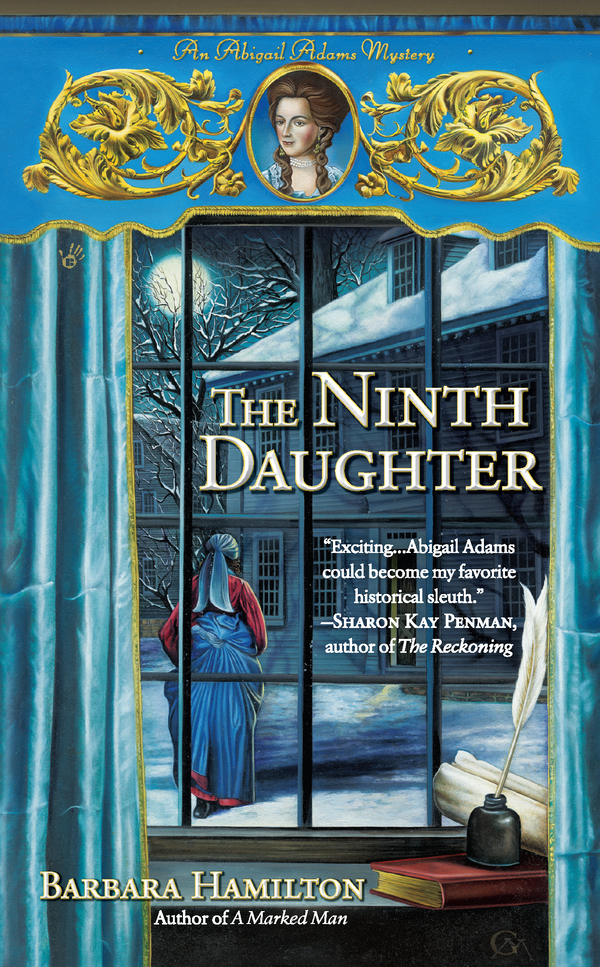 The Ninth Daughter By: Barbara Hamilton