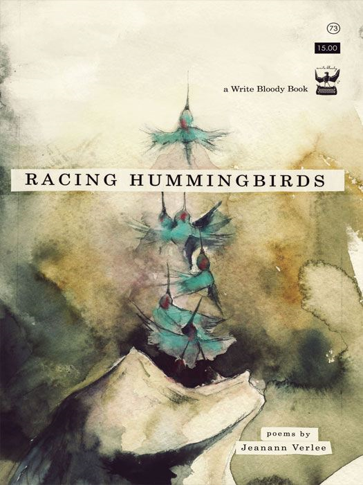 Racing Hummingbirds By: Verlee Jeanann