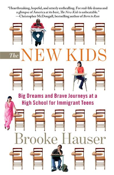 The New Kids By: Brooke Hauser