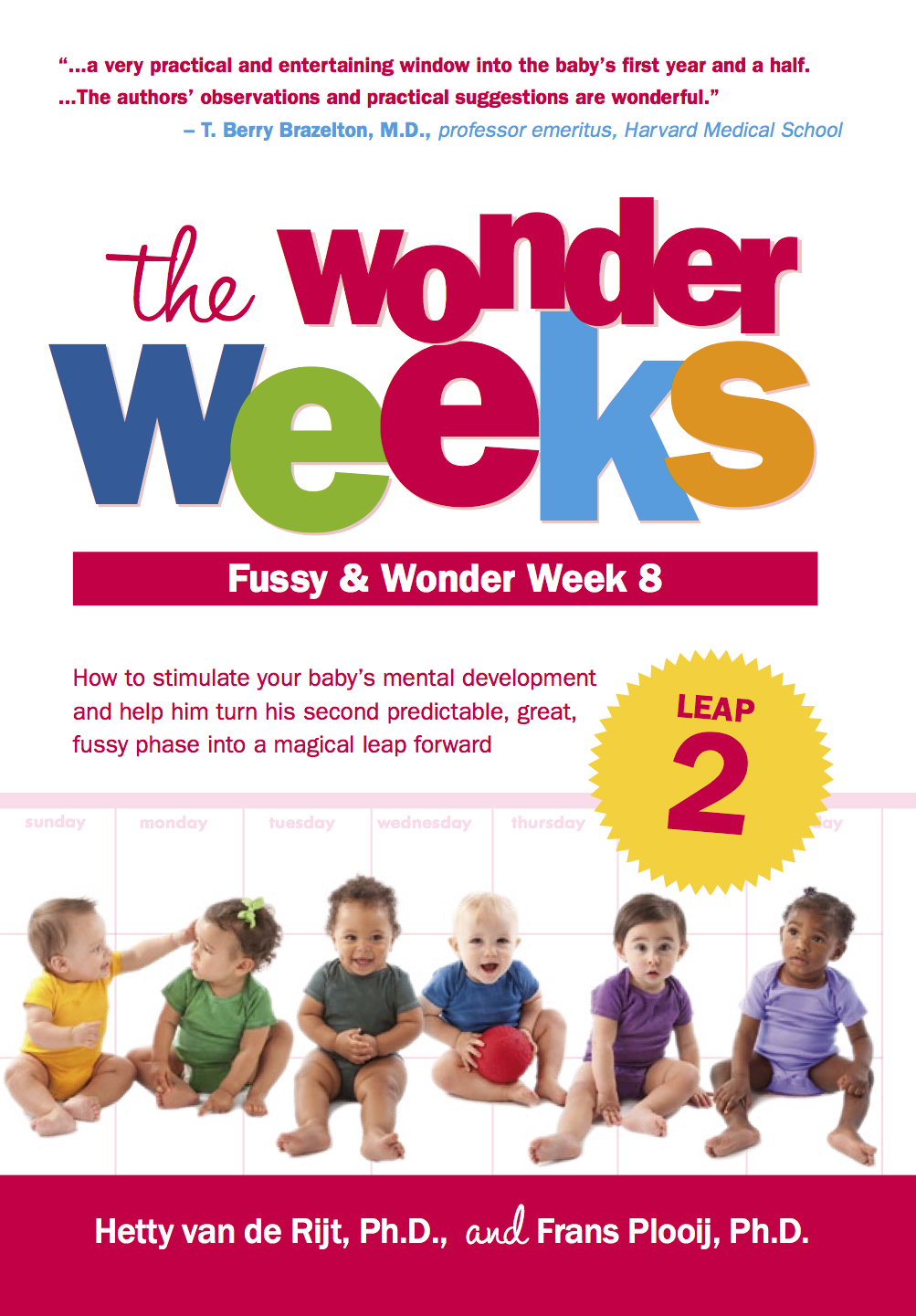 The Wonder Weeks, Leap 2
