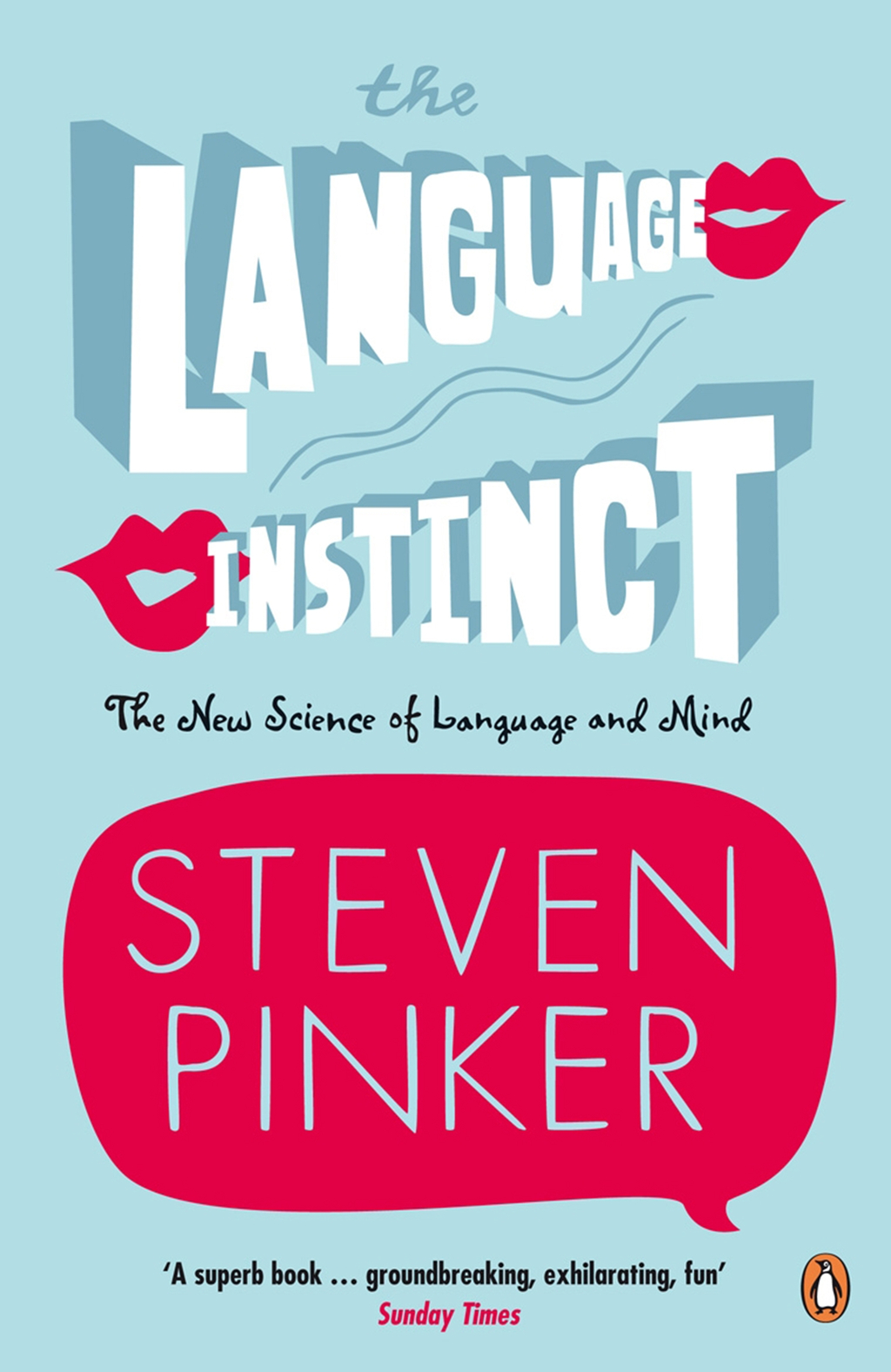 The Language Instinct The New Science of Language and Mind