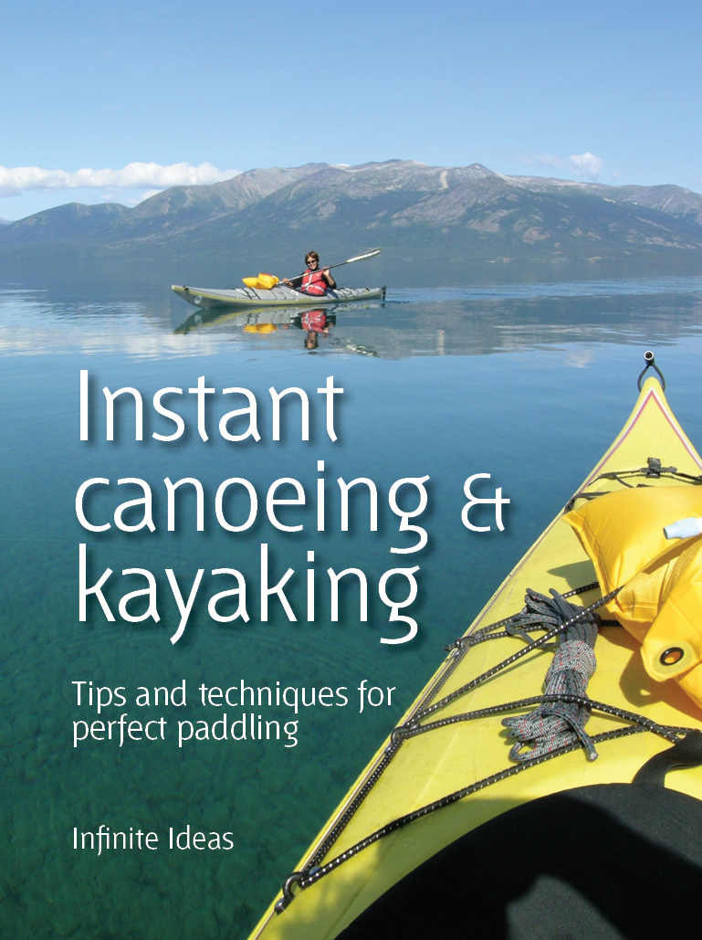 Instant canoeing and kayaking