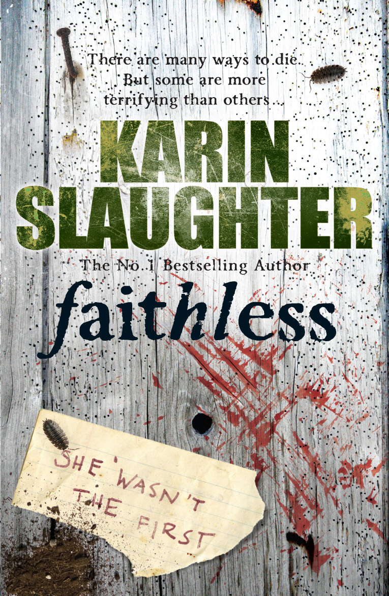 Faithless (Grant County series 5)