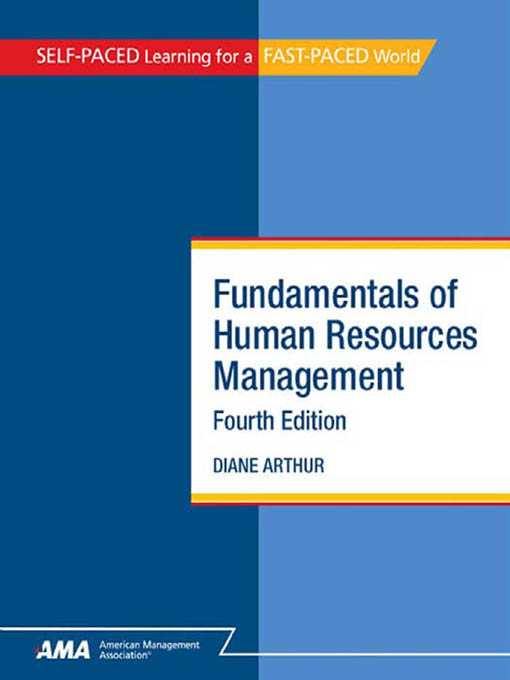 Fundamentals of Human Resources Management: EBook Edition