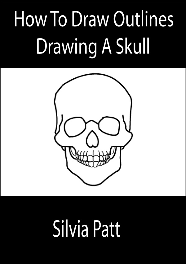 How to draw outlines: Drawing a skull [You Can Draw in 60 minutes]