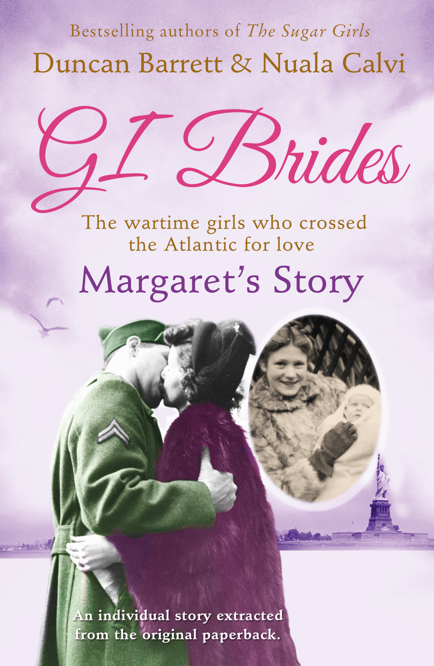 Margaret?s Story (GI Brides Shorts,  Book 2)