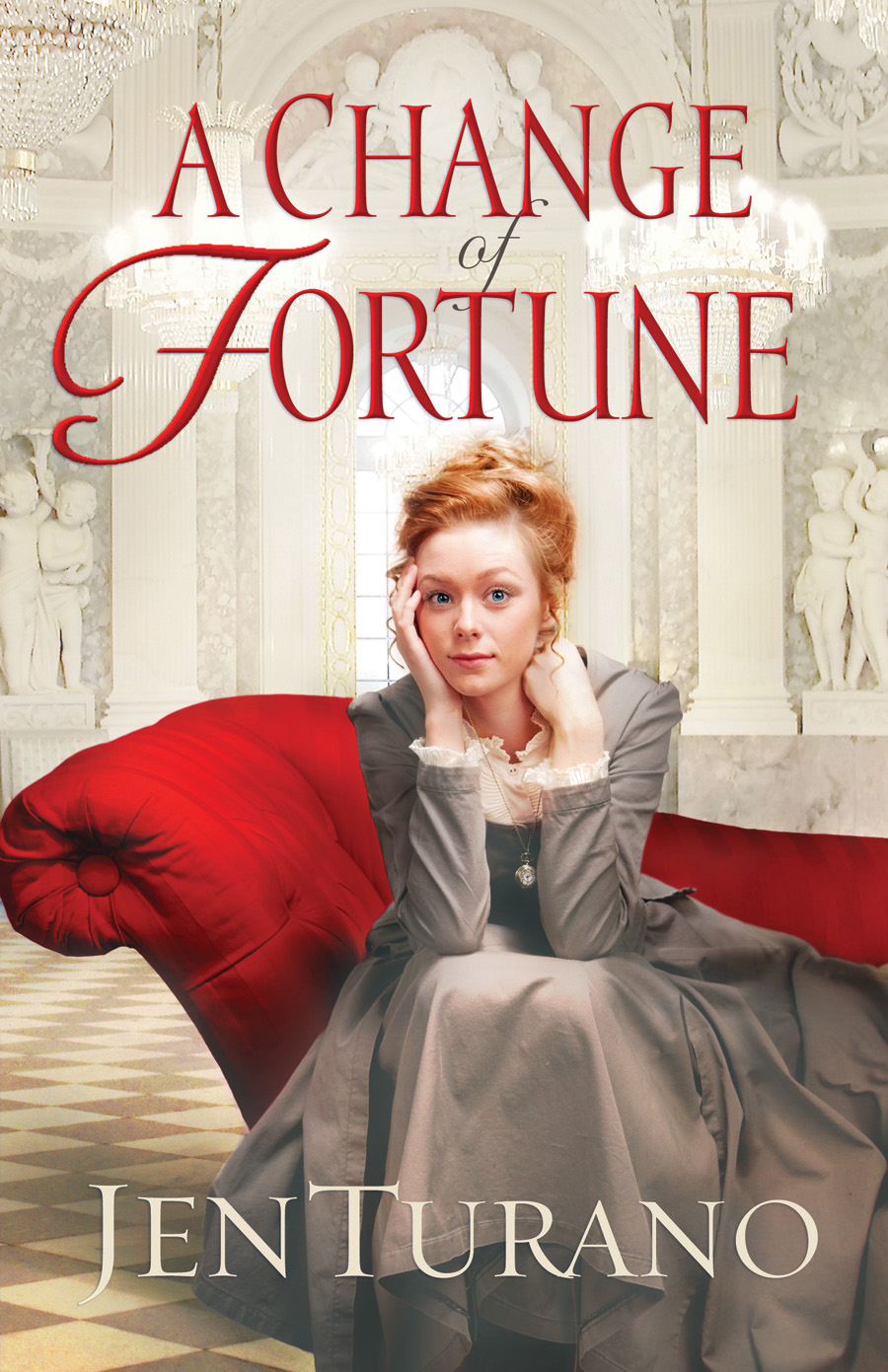 Change of Fortune, A (Ladies of Distinction Book #1) By: Jen Turano