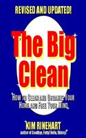 Picture of - The Big Clean: How to Clean and Organize Your Home and Free Your Mind (Revised and Updated)