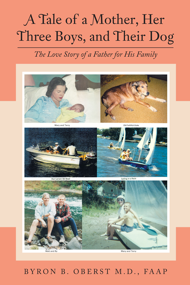A Tale of a Mother, Her Three Boys, and Their Dog