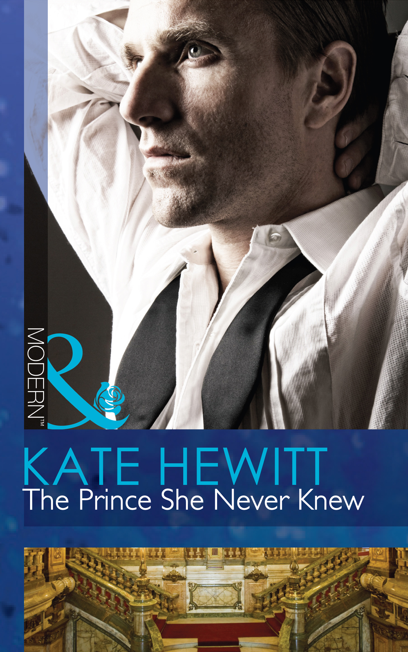 The Prince She Never Knew (Mills & Boon Modern) (The Diomedi Heirs - Book 1)