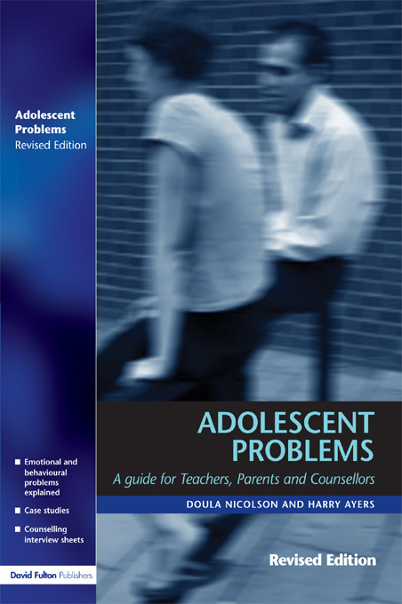 Adolescent Problems, Second Edition