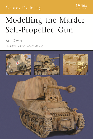 Modelling the Marder Self-Propelled Gun