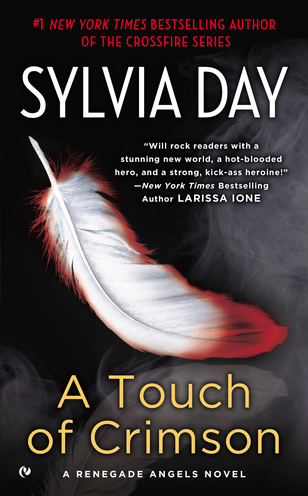 A Touch of Crimson By: Sylvia Day