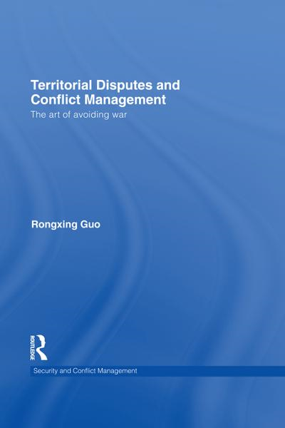Territorial Disputes and Conflict Management