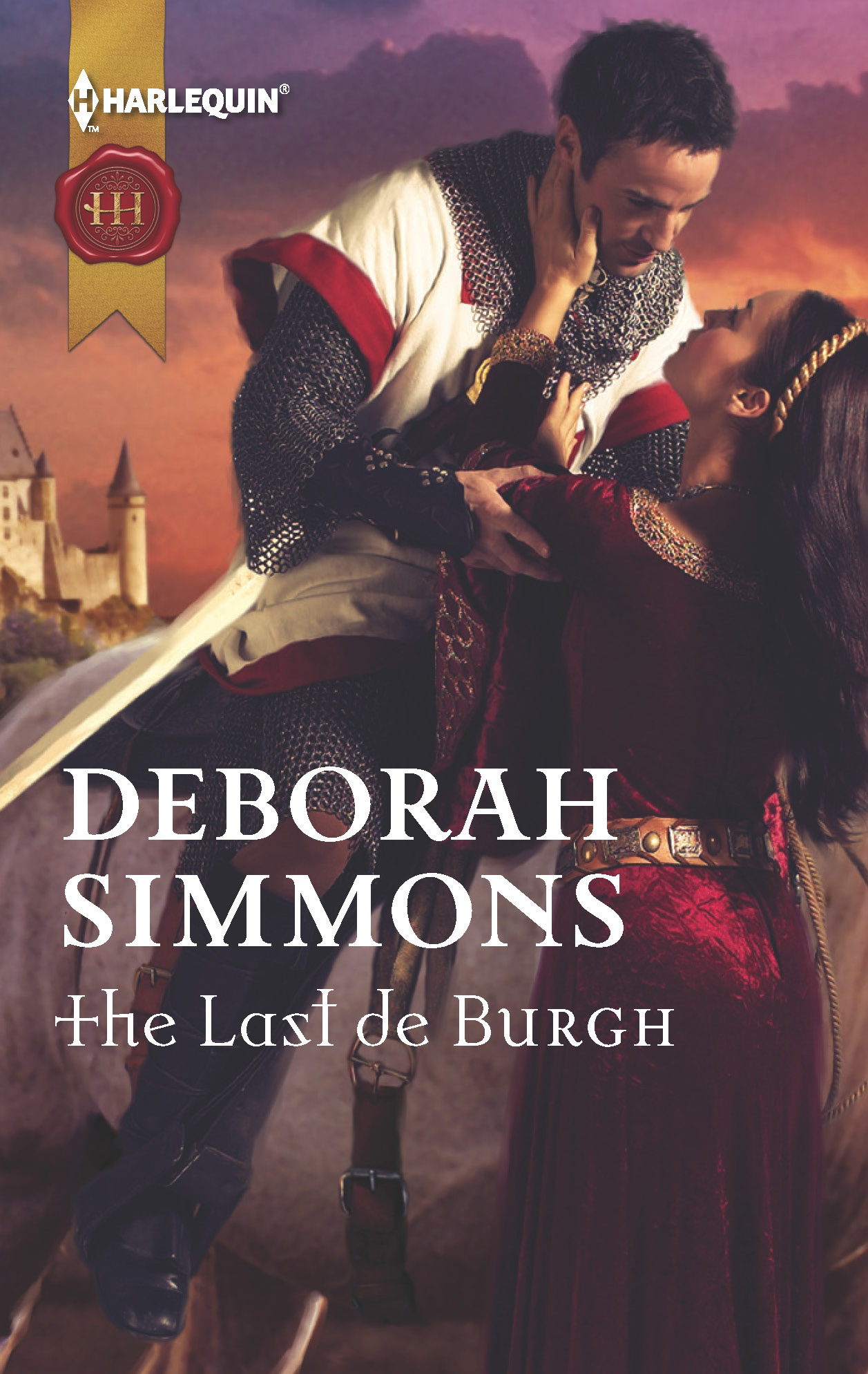 The Last de Burgh By: Deborah Simmons