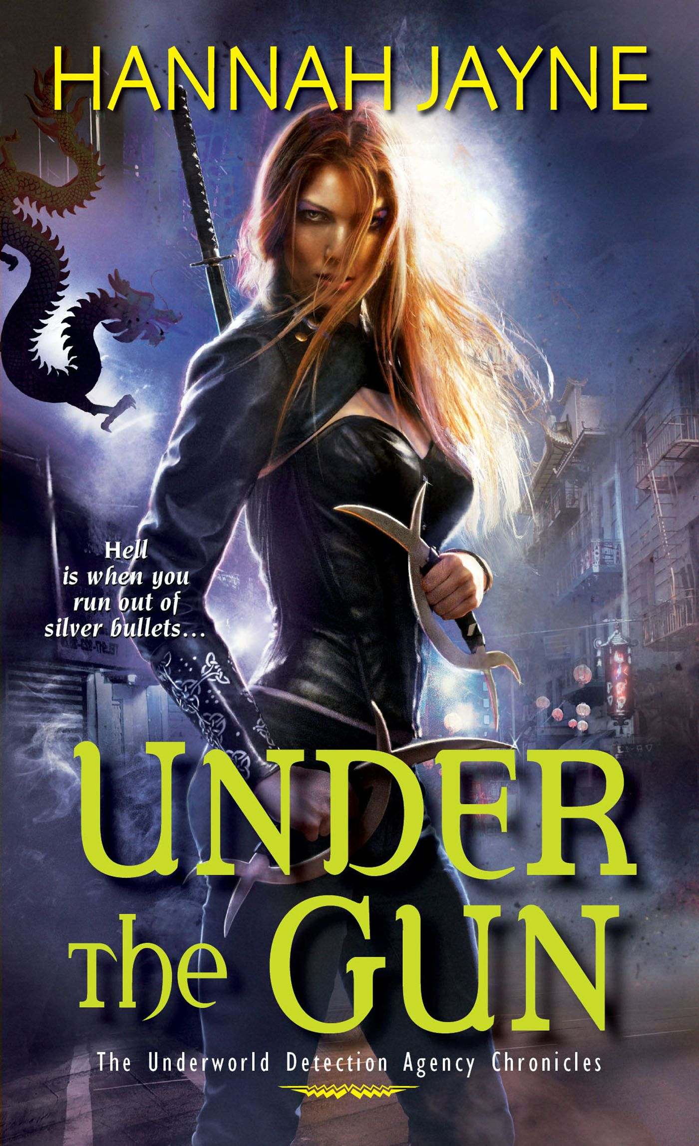 Under the Gun By: Hannah Jayne