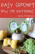 online magazine -  Easy Crochet Bow Tie Patterns (Three Patterns in This eBook!)