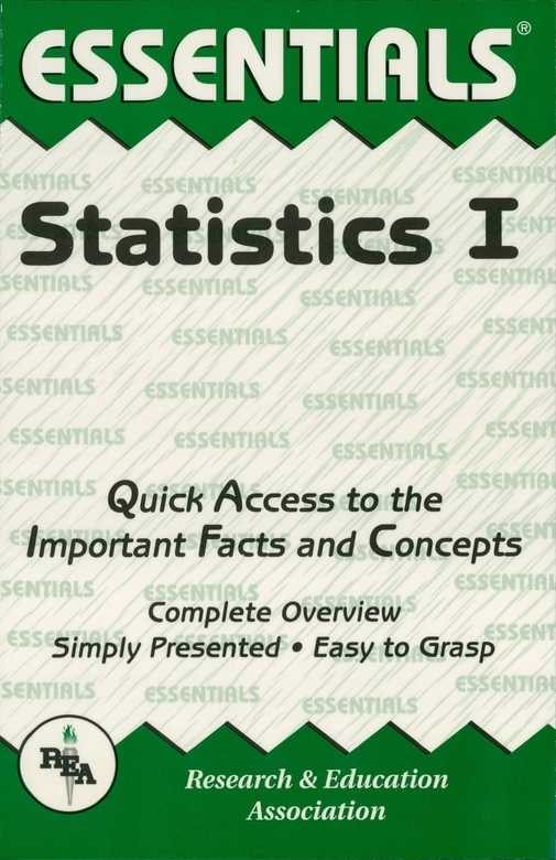 Statistics I Essentials