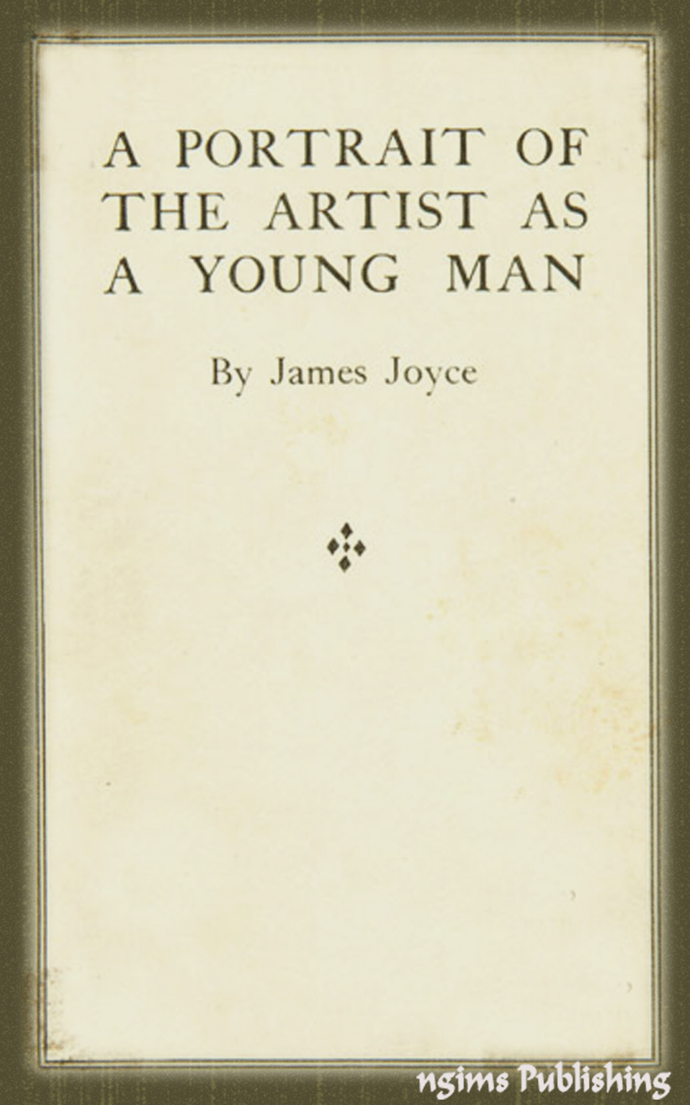 james joyce a portrait of the artist essay James joyce's a portrait of the artist as a young man is considered to be one of the finest works of literature of essay uk, a portrait of the artist as a young man.