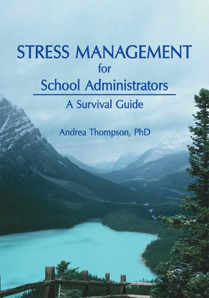 Stress Management for School Administrators