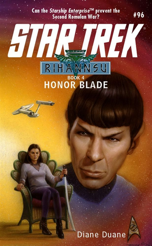 Honor Blade By: Diane Duane