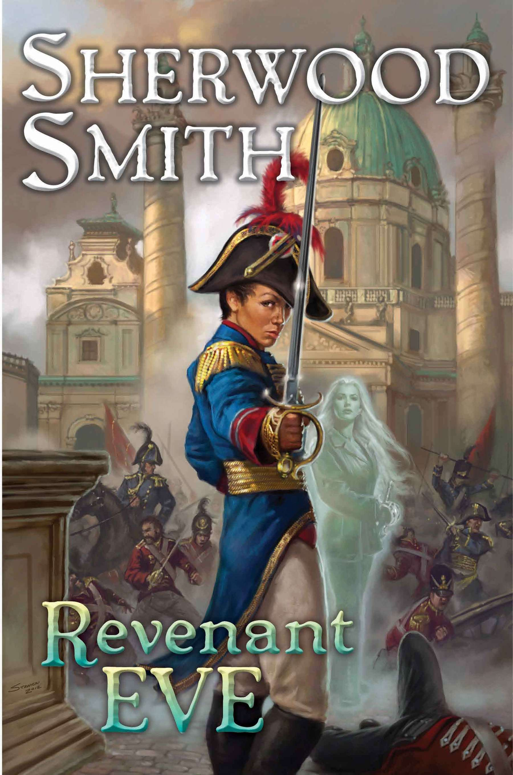 Revenant Eve By: Sherwood Smith