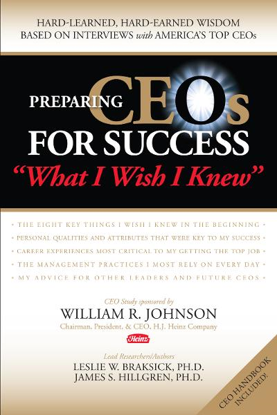 Preparing CEOs For Success: What I Wish I Knew